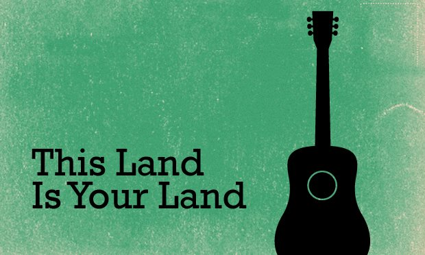 This Land Is Your Land feature card