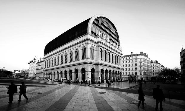 Opera Lyon, France