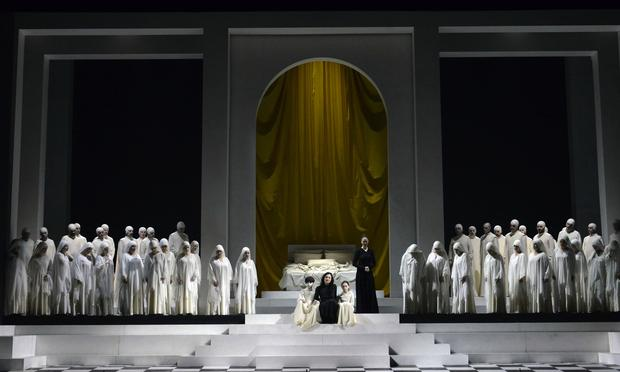 Gluck's 'Alceste' in a production from historic La Fenice in Venice.