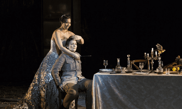 Soprano Nicole Cabell stars in Handel's 'Alcina' from the Opera des Nations in Geneva.