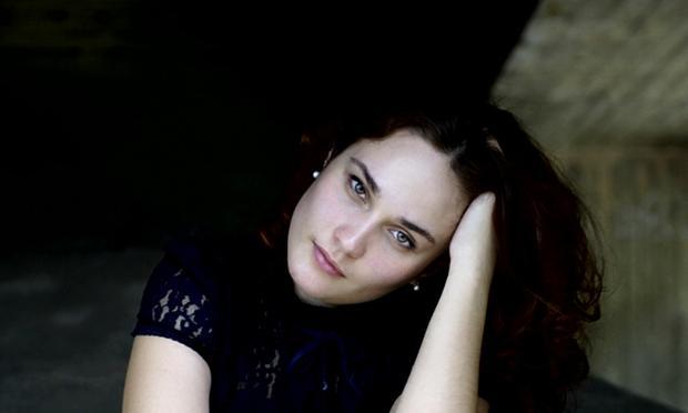 Pianist Anna Vinnitskaya.