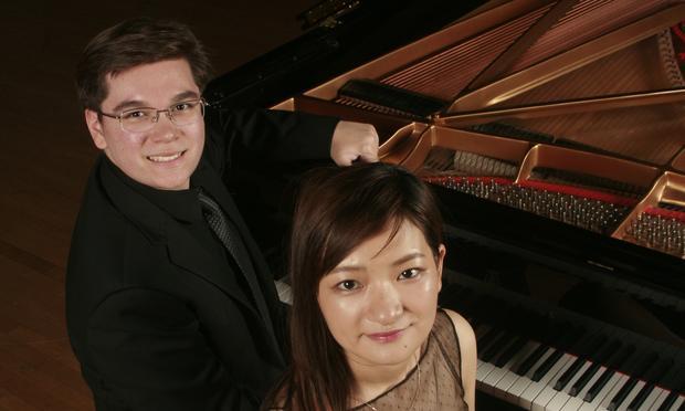 Yun Wei and Tristan Teo, Winners