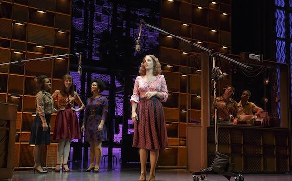 Jessie Mueller as Carole King in 'Beautiful: the Carole King Musical.'