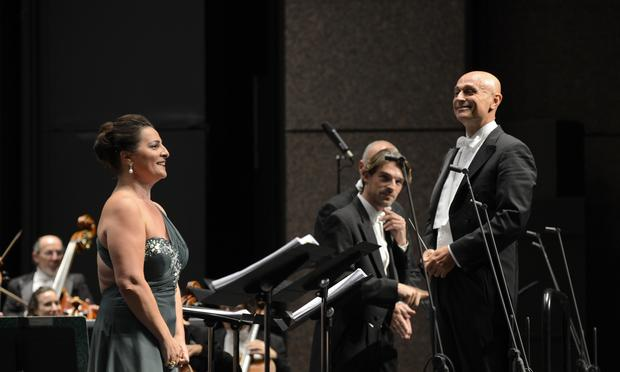 Donizetti's 'Caterina Cornaro' from the Festival de Radio France et Montpellier in France.