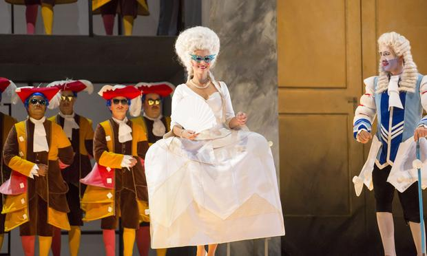 Isabel Leonard stars in the title role of Rossini's 'Cinderella' from Chicago.