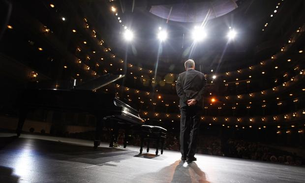 The 14th Van Cliburn International Piano Competition in 2013.