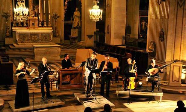 Ensemble La Fenice.