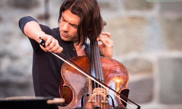 Cellist Gautier Capuçon.