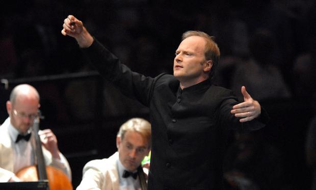 Conductor Gianandrea Noseda.