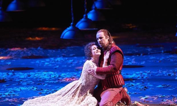 Bellini's 'I Puritani' from the Vienna State Opera.