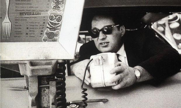 The cover of Ill Communication was taken by Esquire photographer Bruce Davidson in L.A. in 1964.