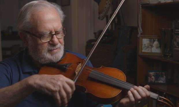 From the documentary 'Joe's Violin.'