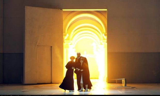 Mozart's 'La Clemenza di Tito' from La Fenice in Venice.