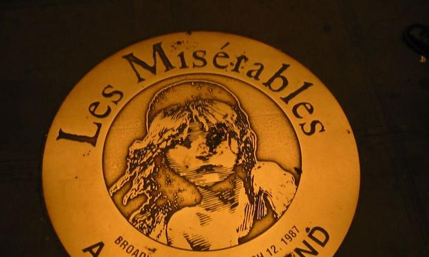 'Les Miserables' is on Broadway again.