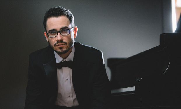 Luca Buratto won the 2015 Honens Piano Competition.