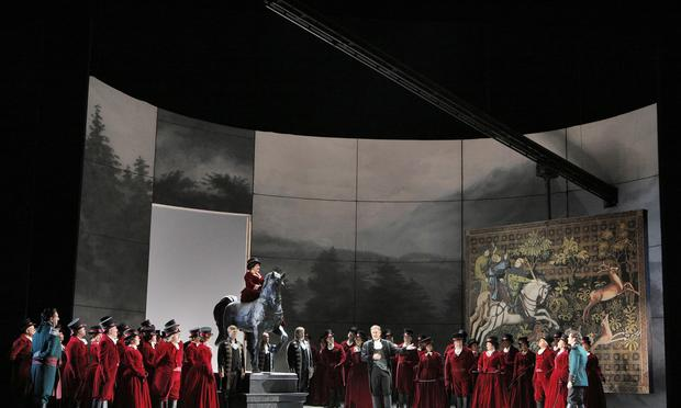 Verdi's 'Luisa Miller' from the San Francisco Opera House.