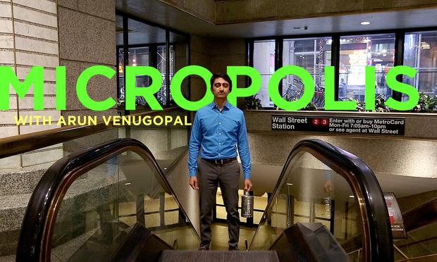 Micropolis with Arun Venugopal