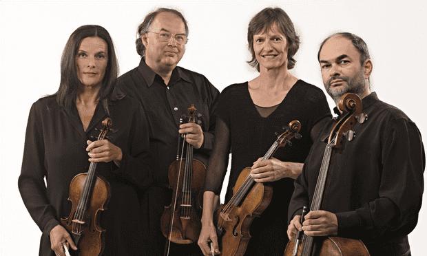 Quatuor Mosaïques.