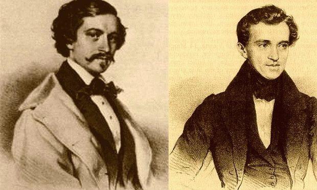 Johann Strauss Jr. and his father, Johann Strauss Sr., were both masters of the waltz.