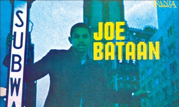 Joe Bataan's album 'Subway Joe' is featured in the New York Transit Museum's exhibit 'Album Tracks.'