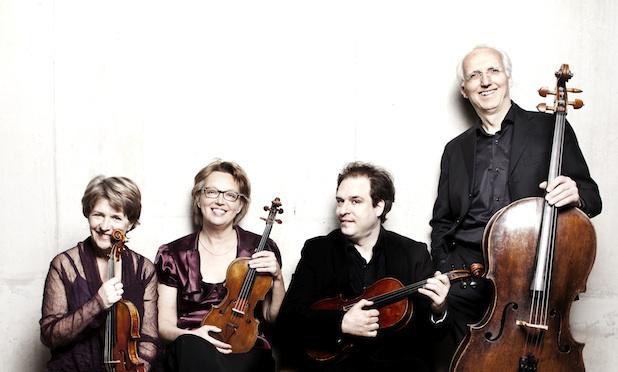 Utreccht String Quartet.