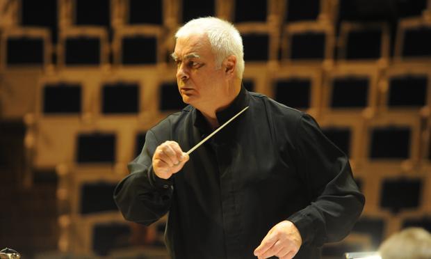 Conductor Valery Polyansky.
