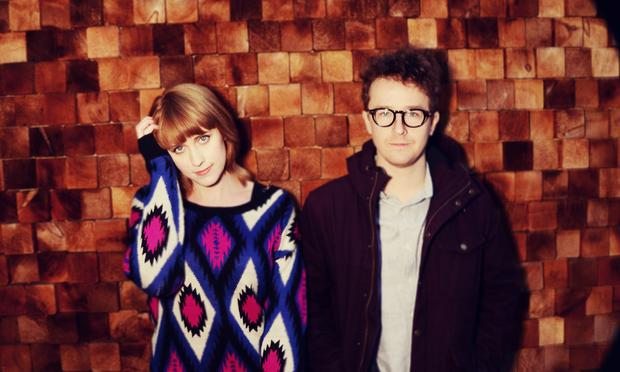 Wye Oak's new album, 'Shriek,' is out April 29 on Merge.