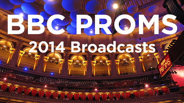 BBC Proms 2014 Broadcasts