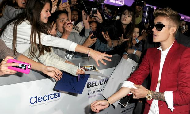 Singer Justin Bieber announced his retirement on Christmas Eve. Has he reached his peak?
