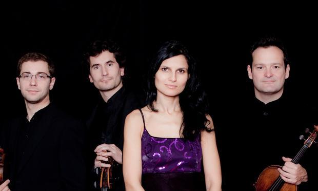 Belcea Quartet.