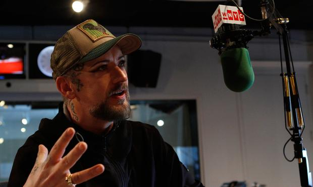 Boy George discusses his latest album, This Is What I Do, on Soundcheck.