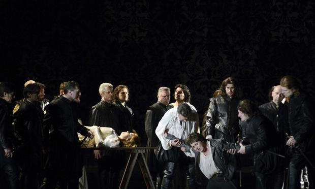 Bellini's 'The Capulets and the Montagues' from La Fenice in Venice.