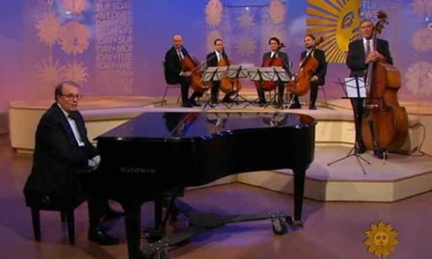 Host Charles Osgood's final appearance on CBS 'Sunday Morning.'