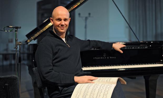 Pianist Charles Owen.