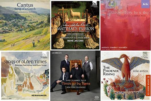 New releases on Choral Mix,