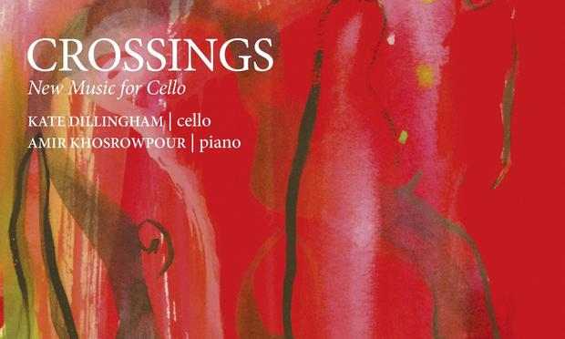 'Crossings: New Music for Cello'