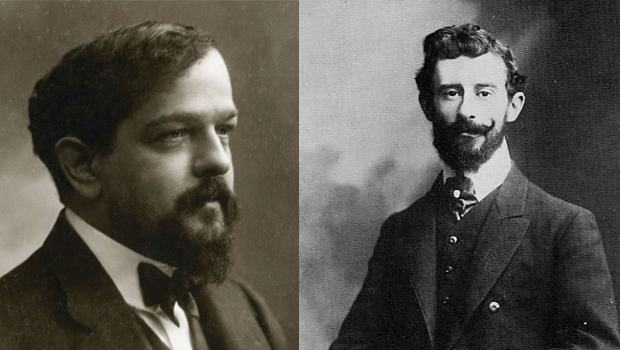 Claude Debussy and Maurice Ravel.