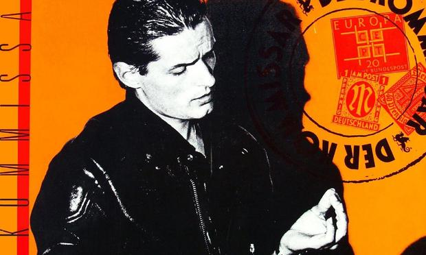 Falco recorded the first version of 'Der Kommissar' in 1981.