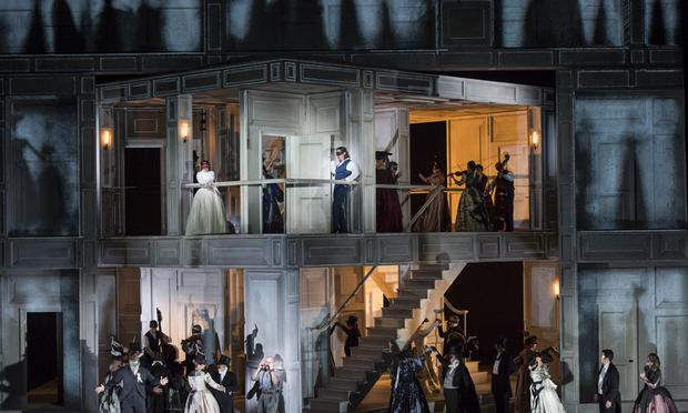 Mozart's 'Don Giovanni' from London's Royal Opera House, Covent Garden.