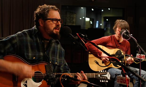Drive-By Truckers perform in the Soundcheck studio.