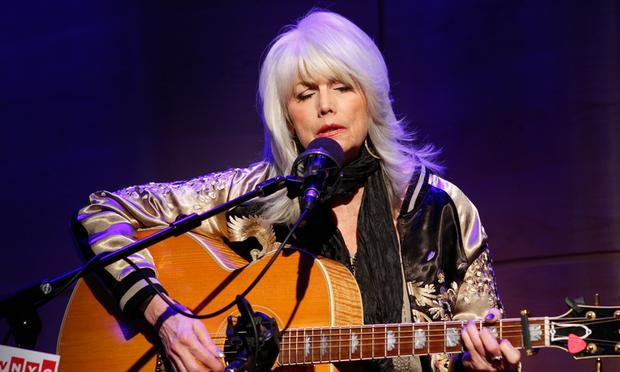 Emmylou Harris performs on Soundcheck in the Greene Space at WNYC.