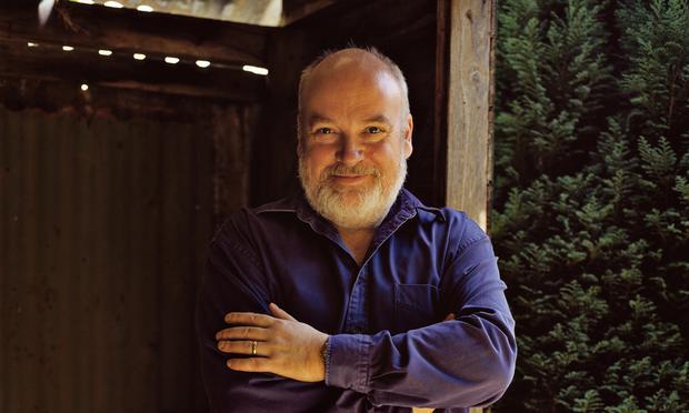 Australian composer Andrew Ford