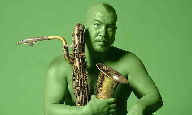 Fred Ho, on his album Celestial Green Monster, and his book Wicked Theory, Naked Practice.