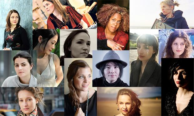 Her Music: Q2 Music's 24-Hour Celebration of Emerging Female Composers