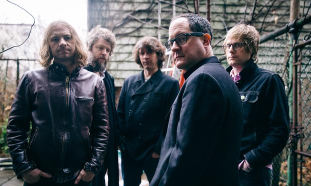 The Hold Steady's new album, 'Teeth Dreams,' is out March 25.
