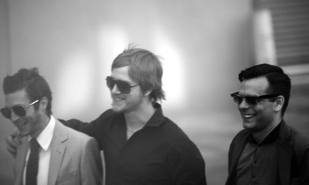 Interpol's latest album, El Pintor, is out Sept. 9.
