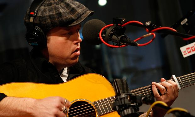 Jason Isbell performs in the Soundcheck studio.