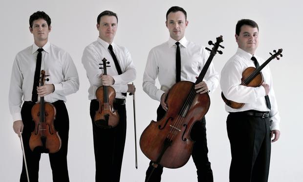 The Jerusalem Quartet.