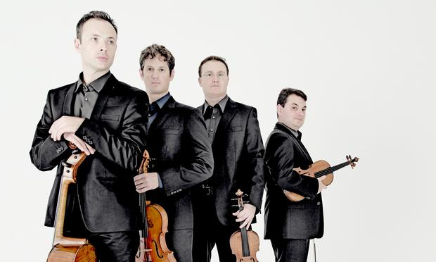 The Jerusalem String Quartet.