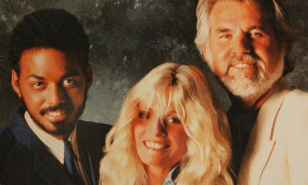 Kenny Rogers' song 'What About Me?' was a big hit in 1984, reaching No. 15 on the charts.